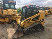 CATERPILLAR KOMPAKTLADER 247B3 equipment  photo 2