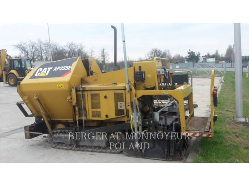 CATERPILLAR ASPHALT PAVERS AP 255 E equipment  photo 5
