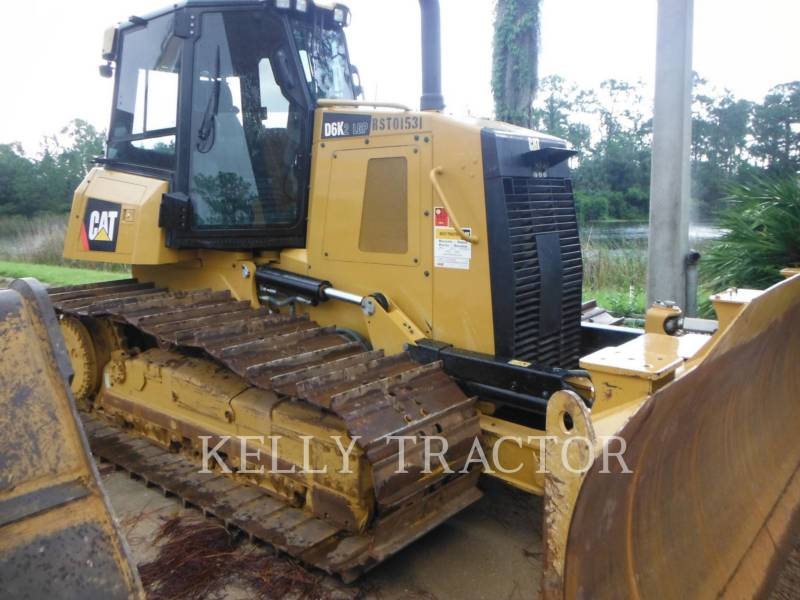 CATERPILLAR TRACTEURS SUR CHAINES D6K2LGP equipment  photo 2