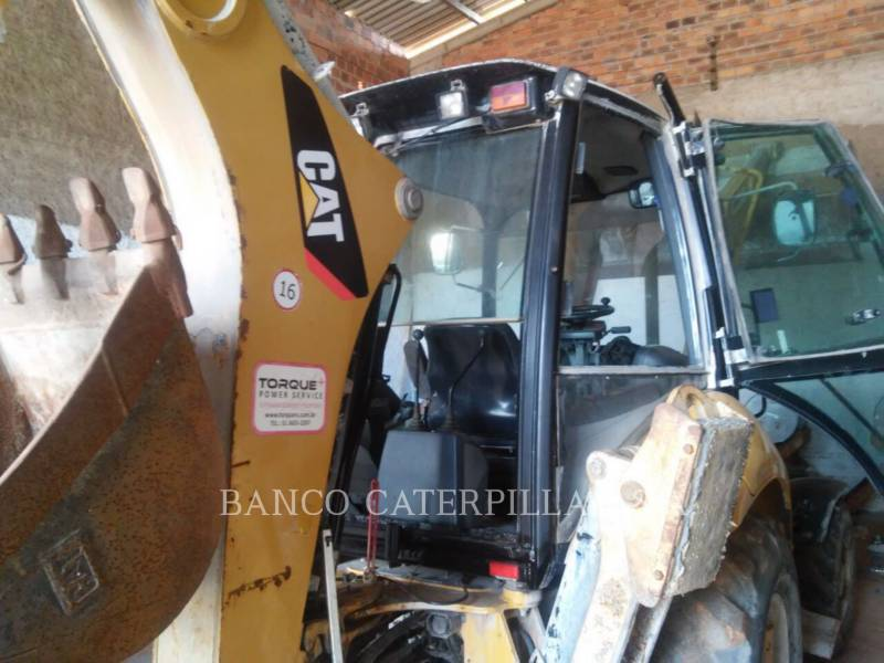 CATERPILLAR RETROEXCAVADORAS CARGADORAS 416EST equipment  photo 13