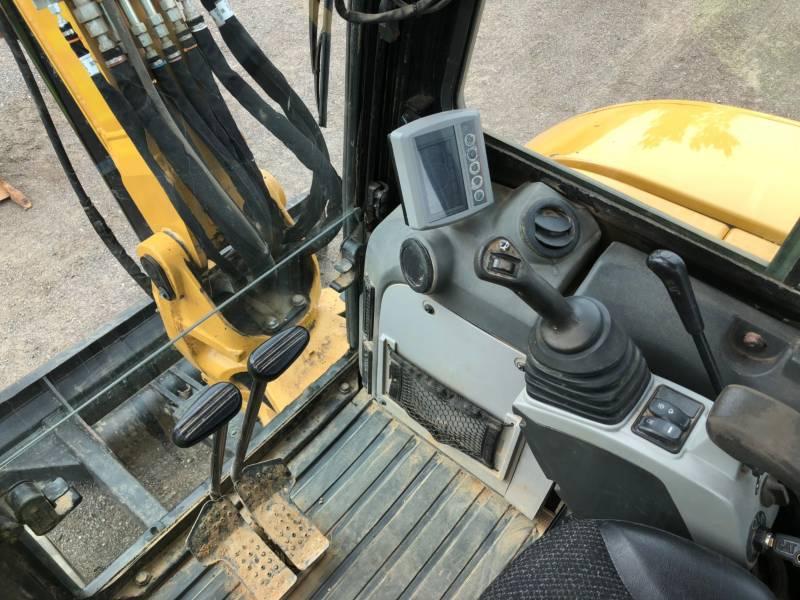 CATERPILLAR KETTEN-HYDRAULIKBAGGER 305.5 E2 CR equipment  photo 18