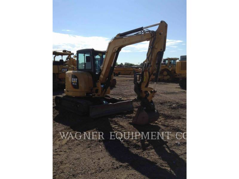 CATERPILLAR PELLES SUR CHAINES 305.5E2 TB equipment  photo 2