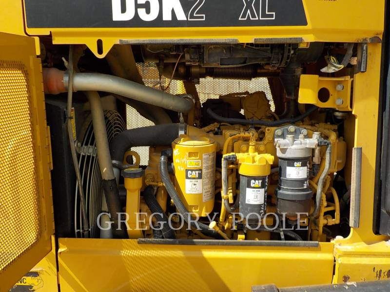 CATERPILLAR CIĄGNIKI GĄSIENICOWE D5K2XL equipment  photo 15
