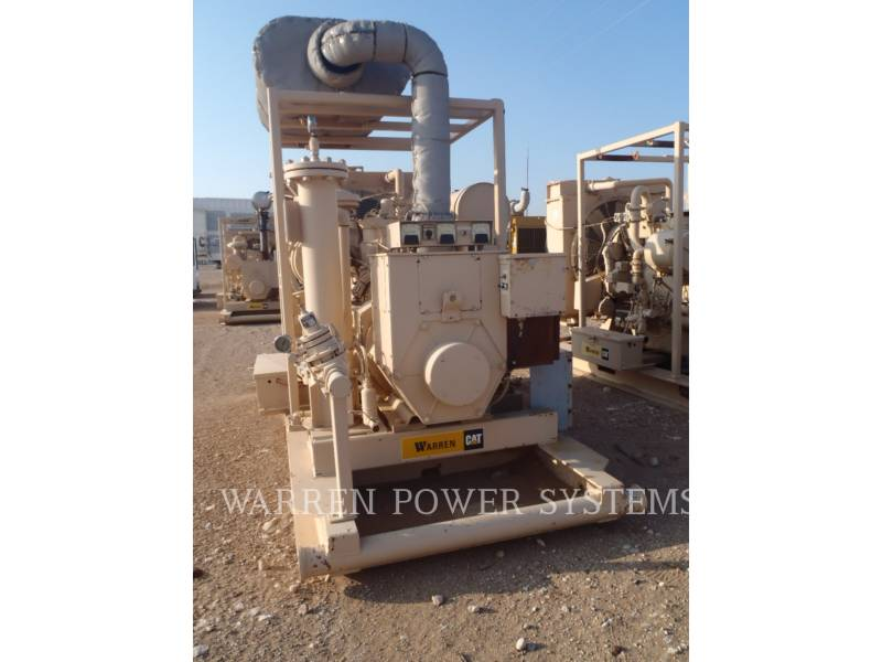 CATERPILLAR STATIONARY GENERATOR SETS WC175G equipment  photo 8