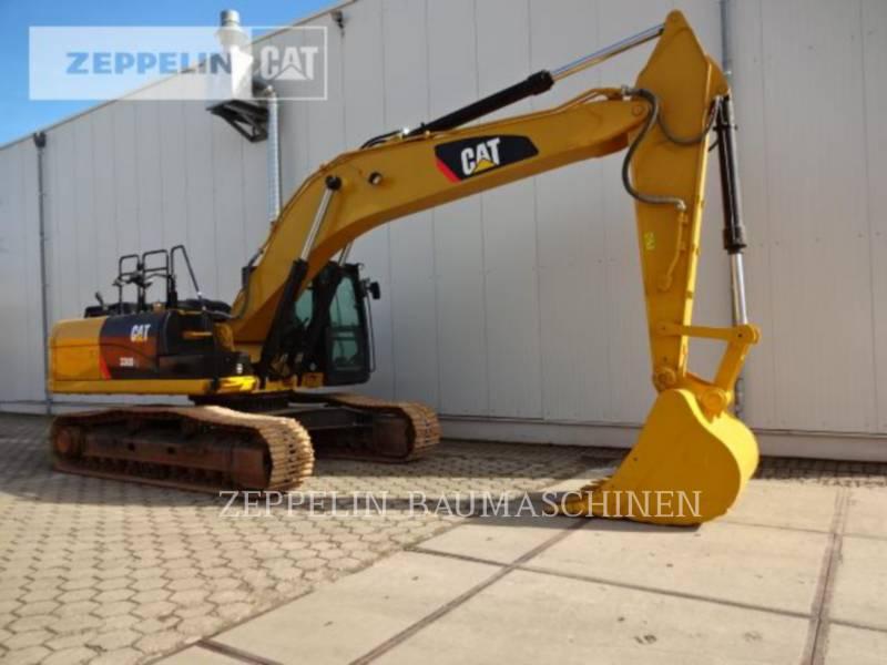 CATERPILLAR TRACK EXCAVATORS 330D2L equipment  photo 3