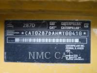 CATERPILLAR PALE CINGOLATE MULTI TERRAIN 287D equipment  photo 6