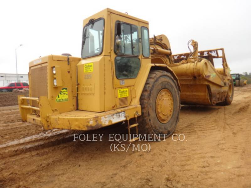 CATERPILLAR MOTOESCREPAS 631E equipment  photo 1