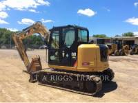 CATERPILLAR TRACK EXCAVATORS 308E equipment  photo 4