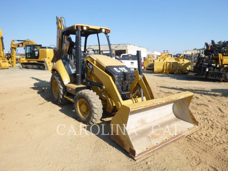 CATERPILLAR RETROEXCAVADORAS CARGADORAS 416F ST equipment  photo 6