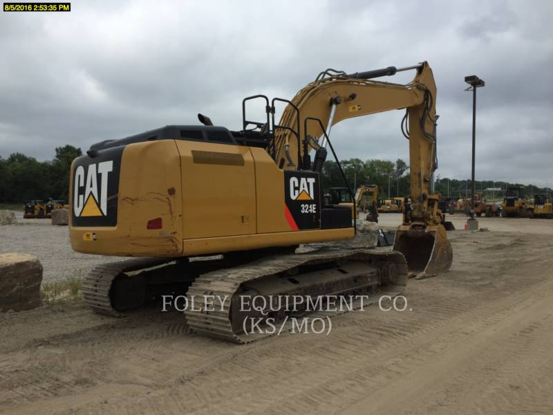 CATERPILLAR TRACK EXCAVATORS 324EL9MP equipment  photo 4