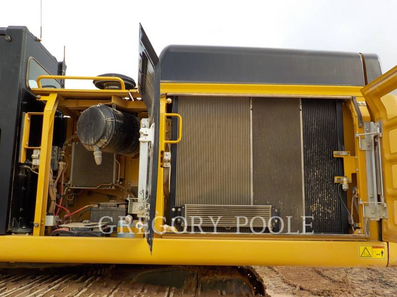 CATERPILLAR TRACK EXCAVATORS 349E L equipment  photo 14