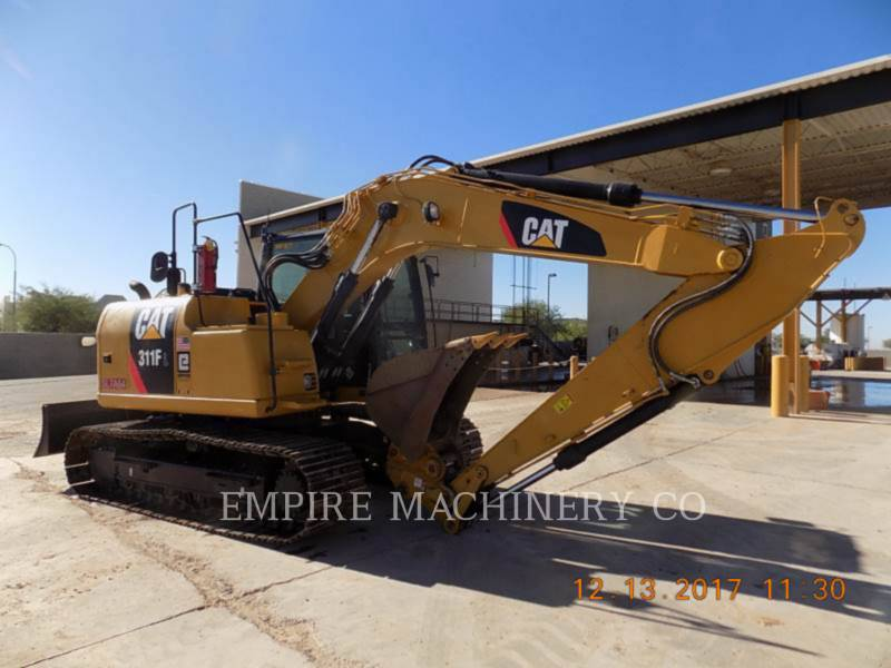 CATERPILLAR TRACK EXCAVATORS 311F LRR equipment  photo 1