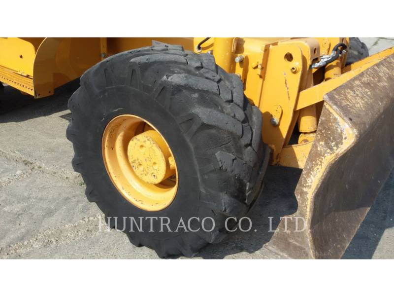 CASE EXCAVADORAS DE RUEDAS WX 165 SERIES 2 equipment  photo 8