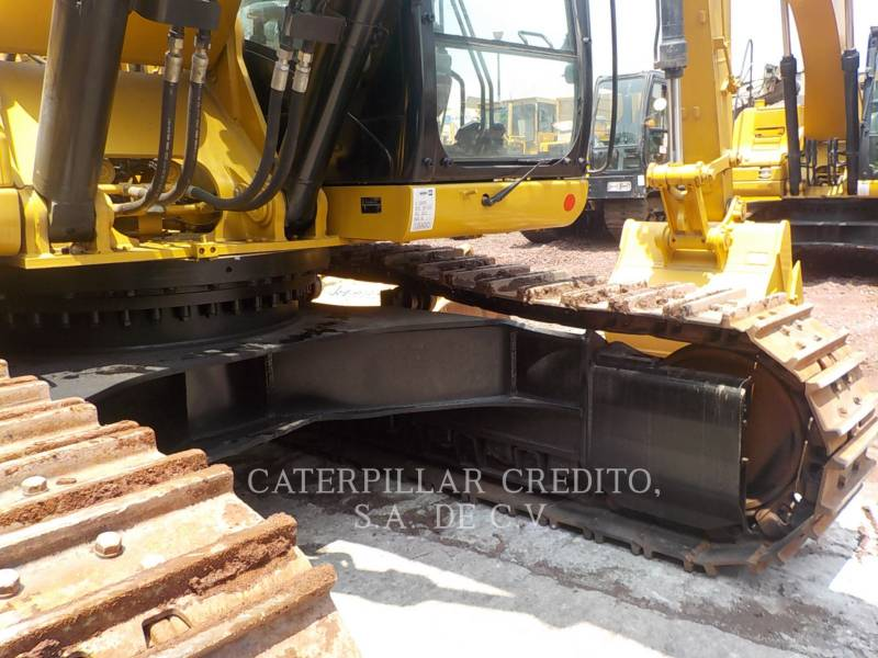 CATERPILLAR TRACK EXCAVATORS 336DL equipment  photo 6