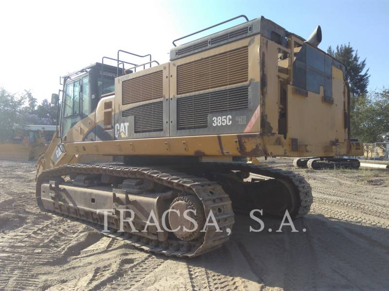 CATERPILLAR TRACK EXCAVATORS 385CL equipment  photo 3