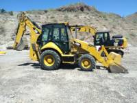 Equipment photo CATERPILLAR 430FST BAGGERLADER 1