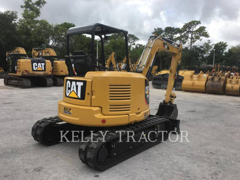 CATERPILLAR TRACK EXCAVATORS 305E2CR equipment  photo 5