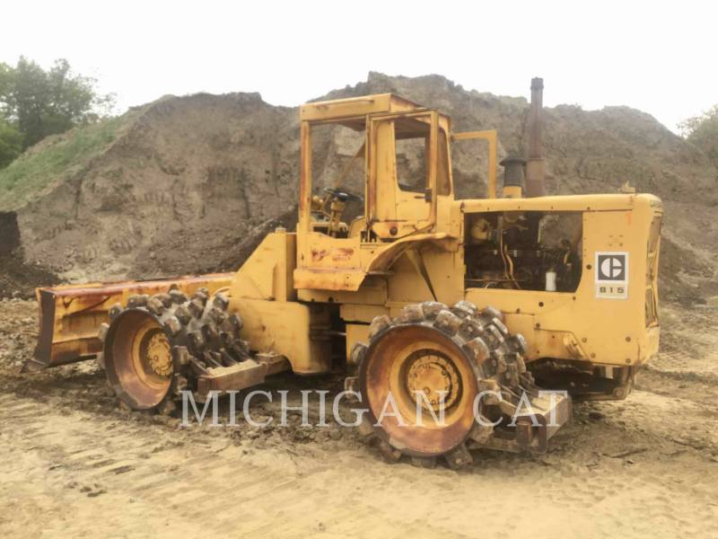 CATERPILLAR WALCE 816 equipment  photo 3