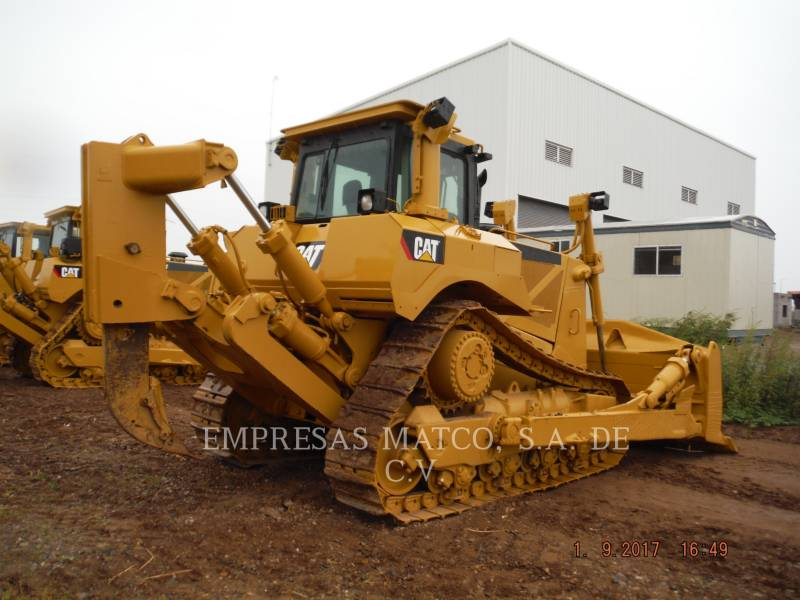 CATERPILLAR TRACTEURS SUR CHAINES D8T equipment  photo 5
