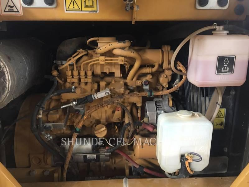 CATERPILLAR TRACK EXCAVATORS 307E2 equipment  photo 12