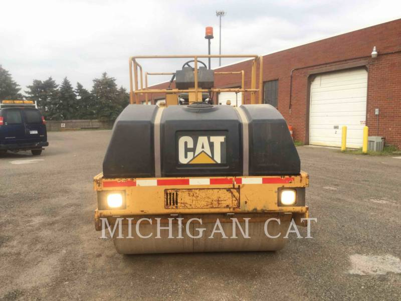 CATERPILLAR TAMBOR DOBLE VIBRATORIO ASFALTO CB-534C equipment  photo 5