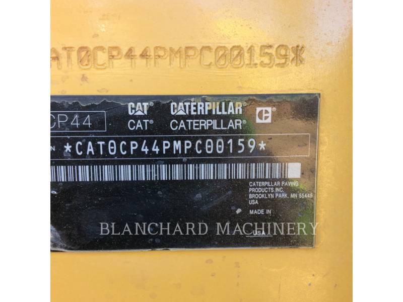 CATERPILLAR ASPHALT DISTRIBUTORS CP44 equipment  photo 6