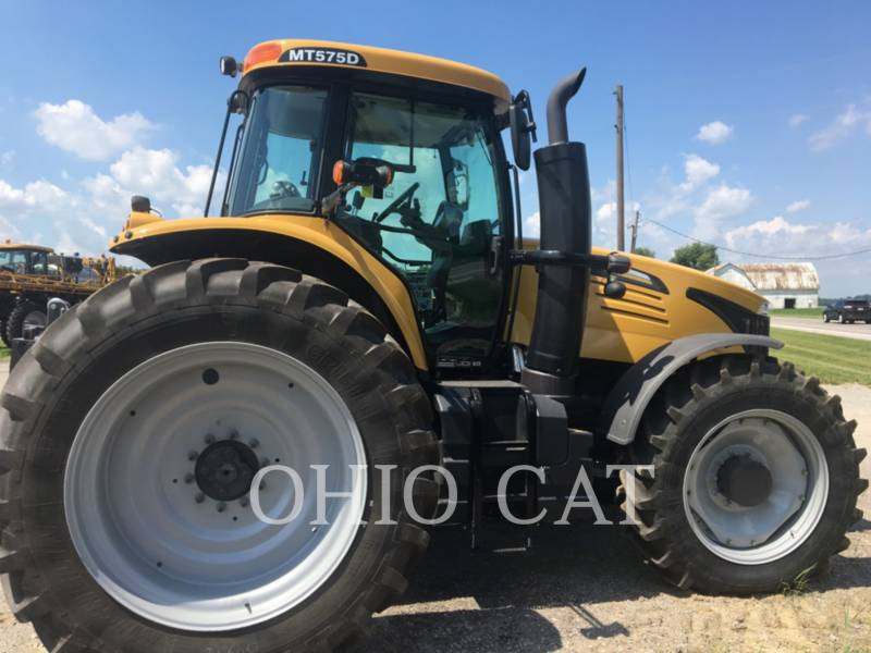 AGCO-CHALLENGER AG TRACTORS MT575D equipment  photo 8