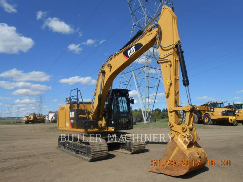 CATERPILLAR PELLES SUR CHAINES 316EL equipment  photo 2