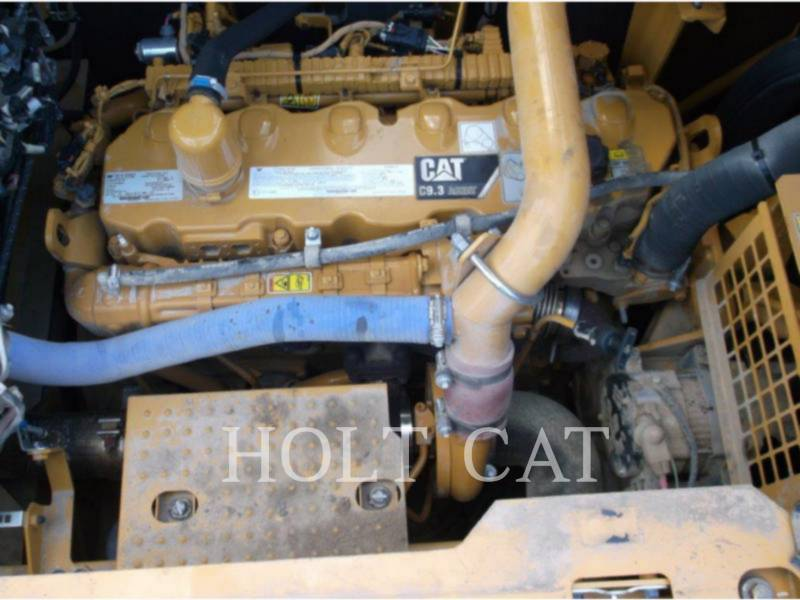 CATERPILLAR TRACK EXCAVATORS 336FL equipment  photo 9