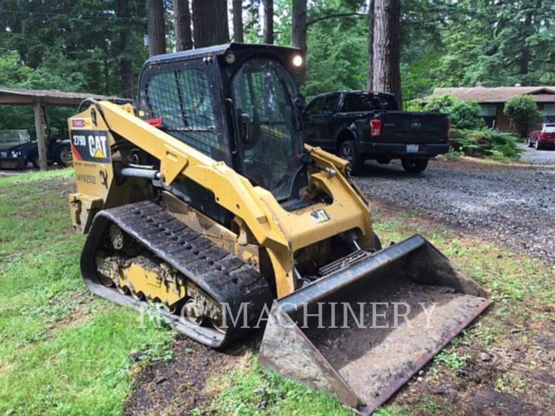 CATERPILLAR MINICARREGADEIRAS 279D H3CB equipment  photo 2