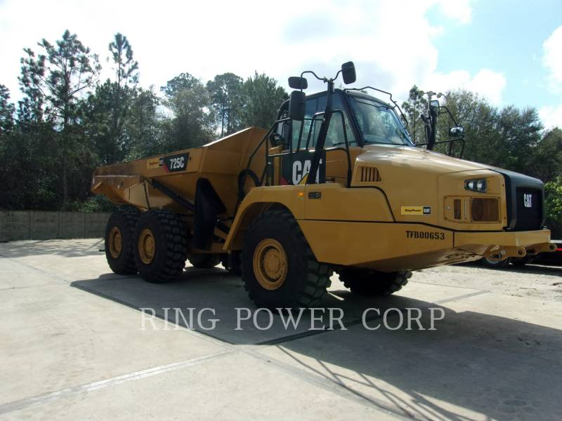 Caterpillar CAMIOANE ARTICULATE 725CTG equipment  photo 2