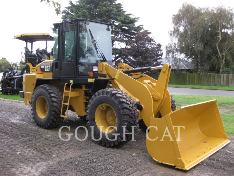CATERPILLAR CARGADORES DE RUEDAS 910H equipment  photo 2