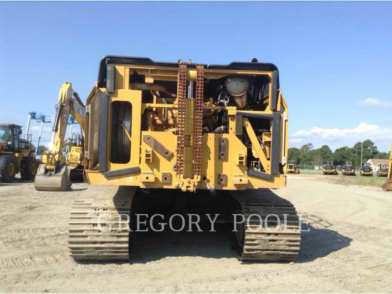 CATERPILLAR TRACK EXCAVATORS 349E L equipment  photo 6