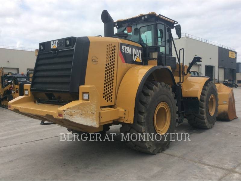 CATERPILLAR CARGADORES DE RUEDAS 972M equipment  photo 2