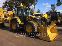 CATERPILLAR CHARGEUSES-PELLETEUSES 444F2LRC equipment  photo 2