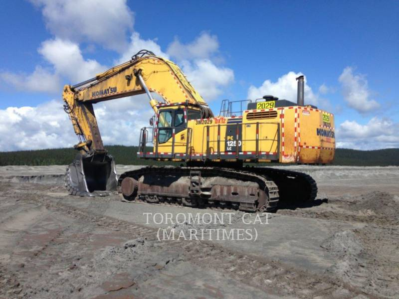 KOMATSU KOPARKI GĄSIENICOWE PC1250 LC equipment  photo 5