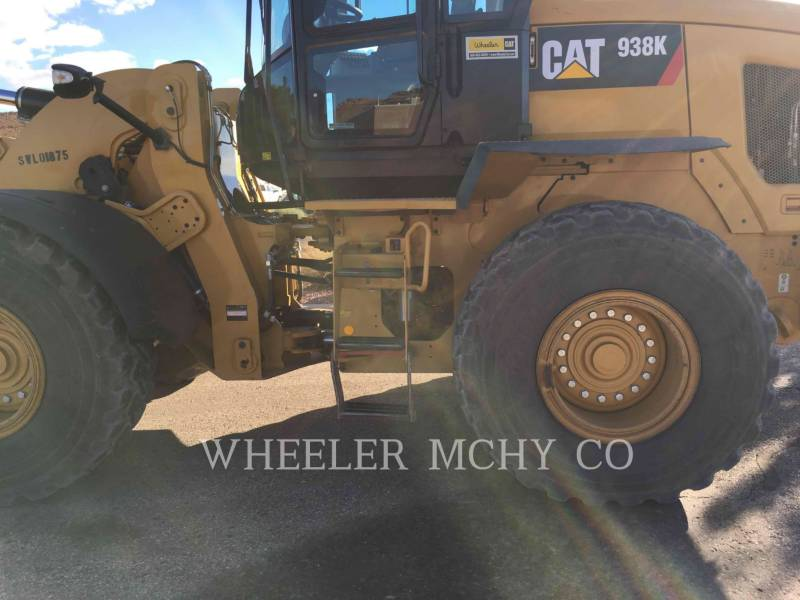 CATERPILLAR WHEEL LOADERS/INTEGRATED TOOLCARRIERS 938K QCF equipment  photo 3