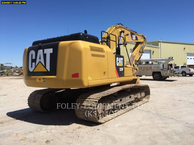 CATERPILLAR ESCAVATORI CINGOLATI 329FL equipment  photo 3