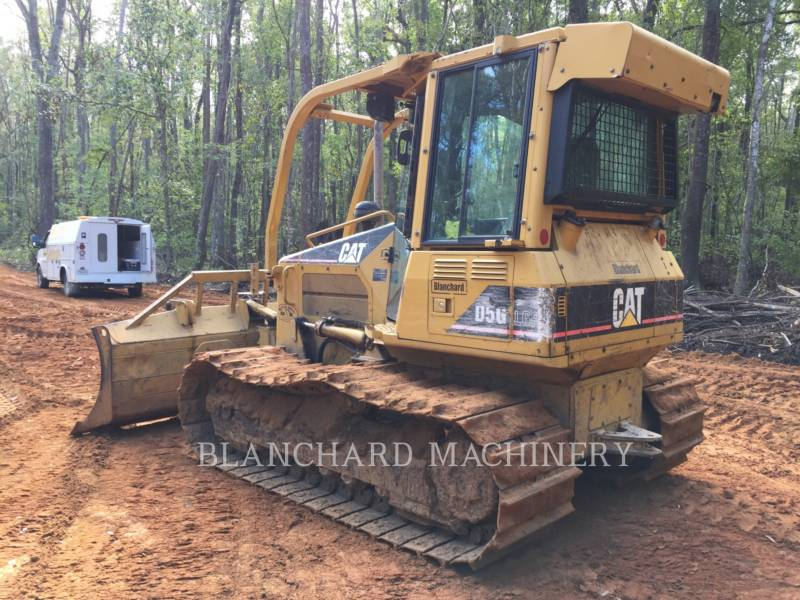 CATERPILLAR TRACTEURS SUR CHAINES D5GLGP equipment  photo 4