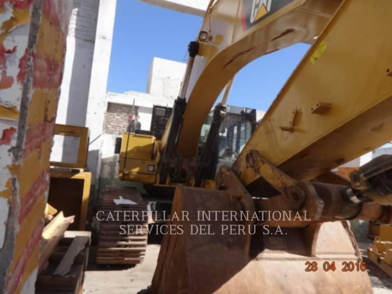 CATERPILLAR EXCAVADORAS DE CADENAS 349DL equipment  photo 3