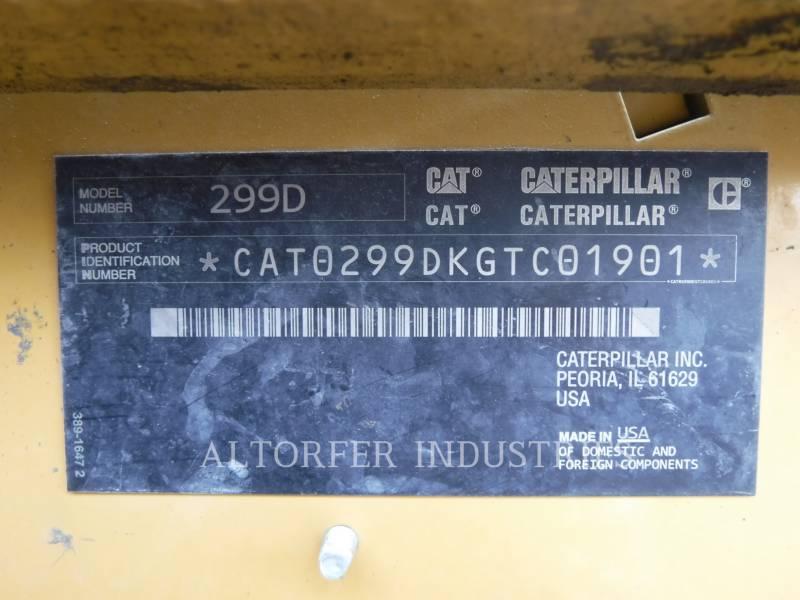 CATERPILLAR DELTALADER 299D1 AIHX equipment  photo 5