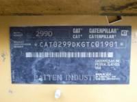 CATERPILLAR MULTI TERRAIN LOADERS 299D1 AIHX equipment  photo 5