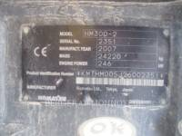 KOMATSU ARTICULATED TRUCKS HM300 equipment  photo 7