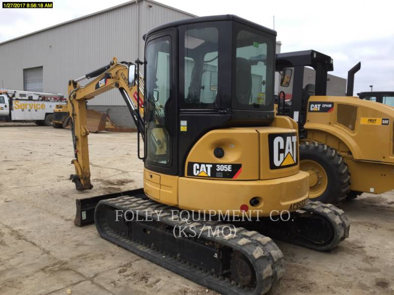 CATERPILLAR TRACK EXCAVATORS 305ECRLC equipment  photo 3