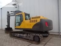 VOLVO CONSTRUCTION EQUIPMENT KETTEN-HYDRAULIKBAGGER EC210BLC equipment  photo 3