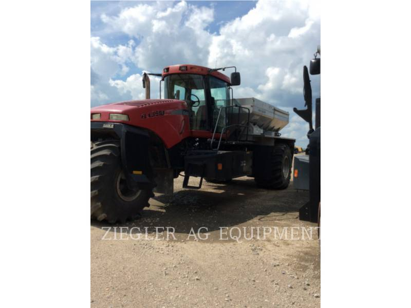 CASE/INTERNATIONAL HARVESTER FLOATERS FLX3510 equipment  photo 10