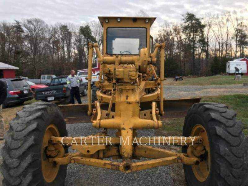 CATERPILLAR MOTORGRADER 12E equipment  photo 12