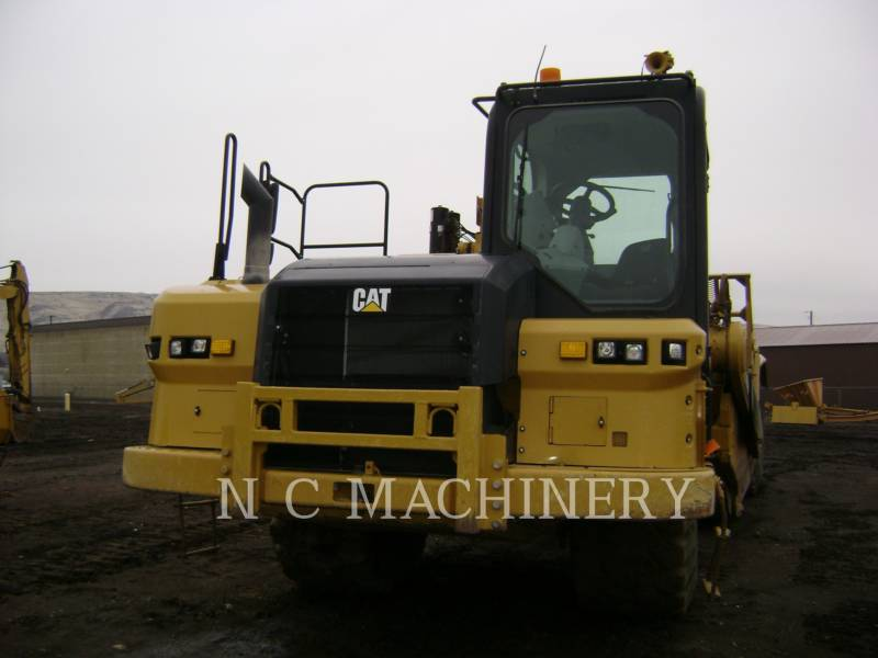 CATERPILLAR WHEEL TRACTOR SCRAPERS 627H equipment  photo 7