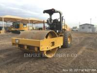 CATERPILLAR VIBRATORY SINGLE DRUM PAD CS56B equipment  photo 4