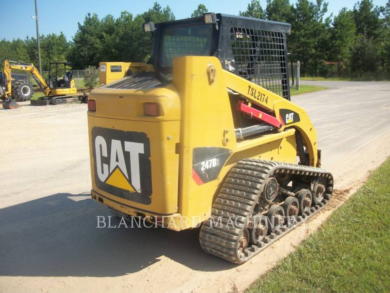 CATERPILLAR CARREGADEIRAS TODO TERRENO 247B3 equipment  photo 3
